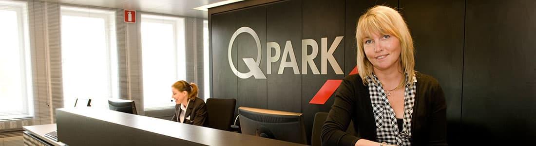 Qpark-Case